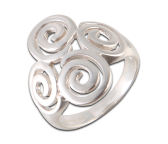 Ring 935er Argentium Silber