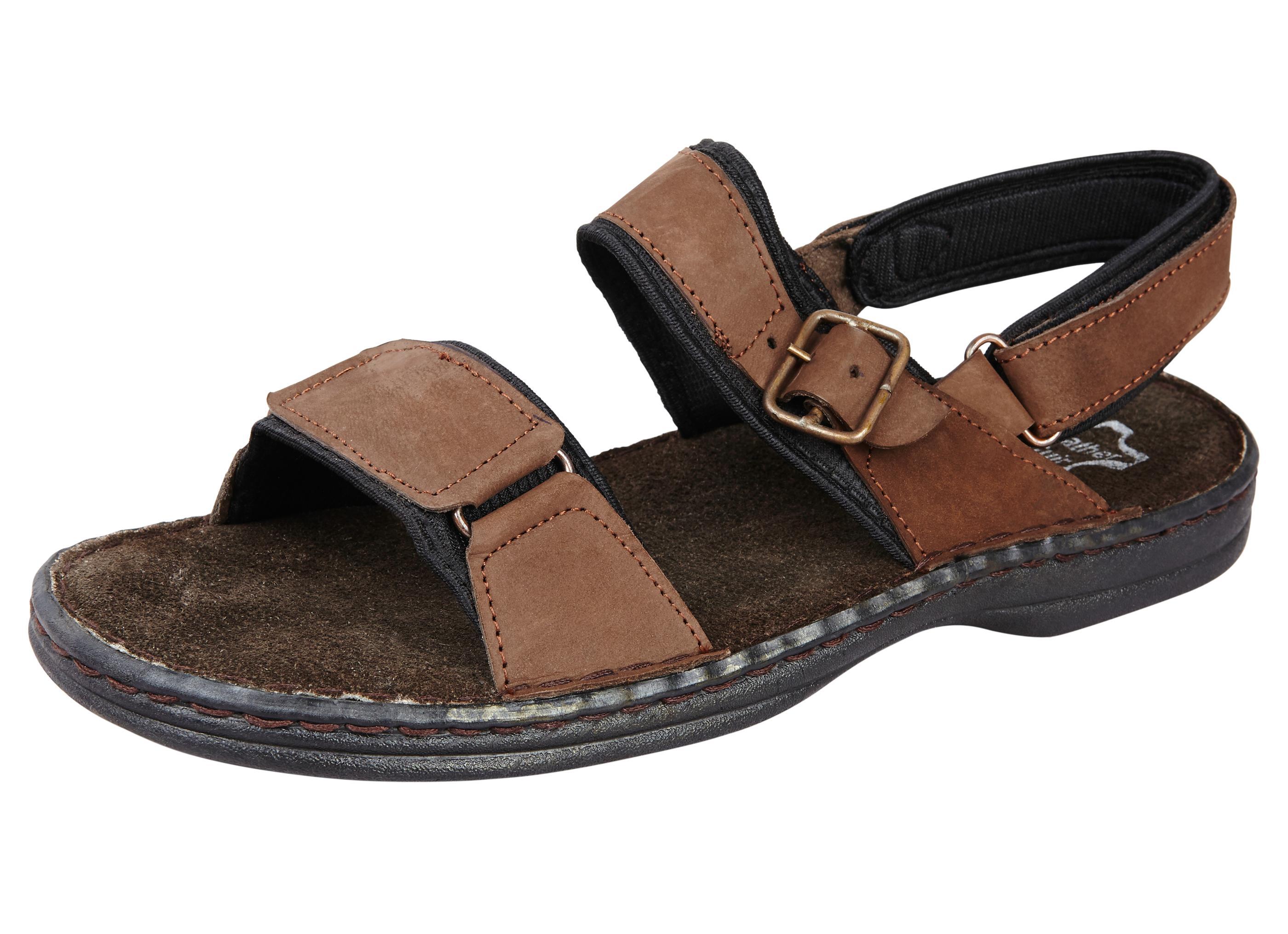 herren leder sandalen sandalen. Black Bedroom Furniture Sets. Home Design Ideas