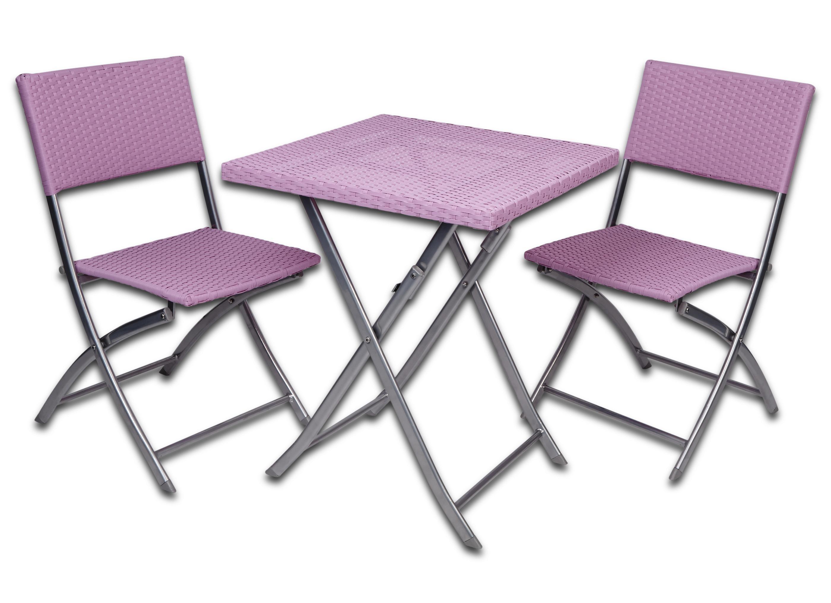 balkonset 3 teilig. Black Bedroom Furniture Sets. Home Design Ideas