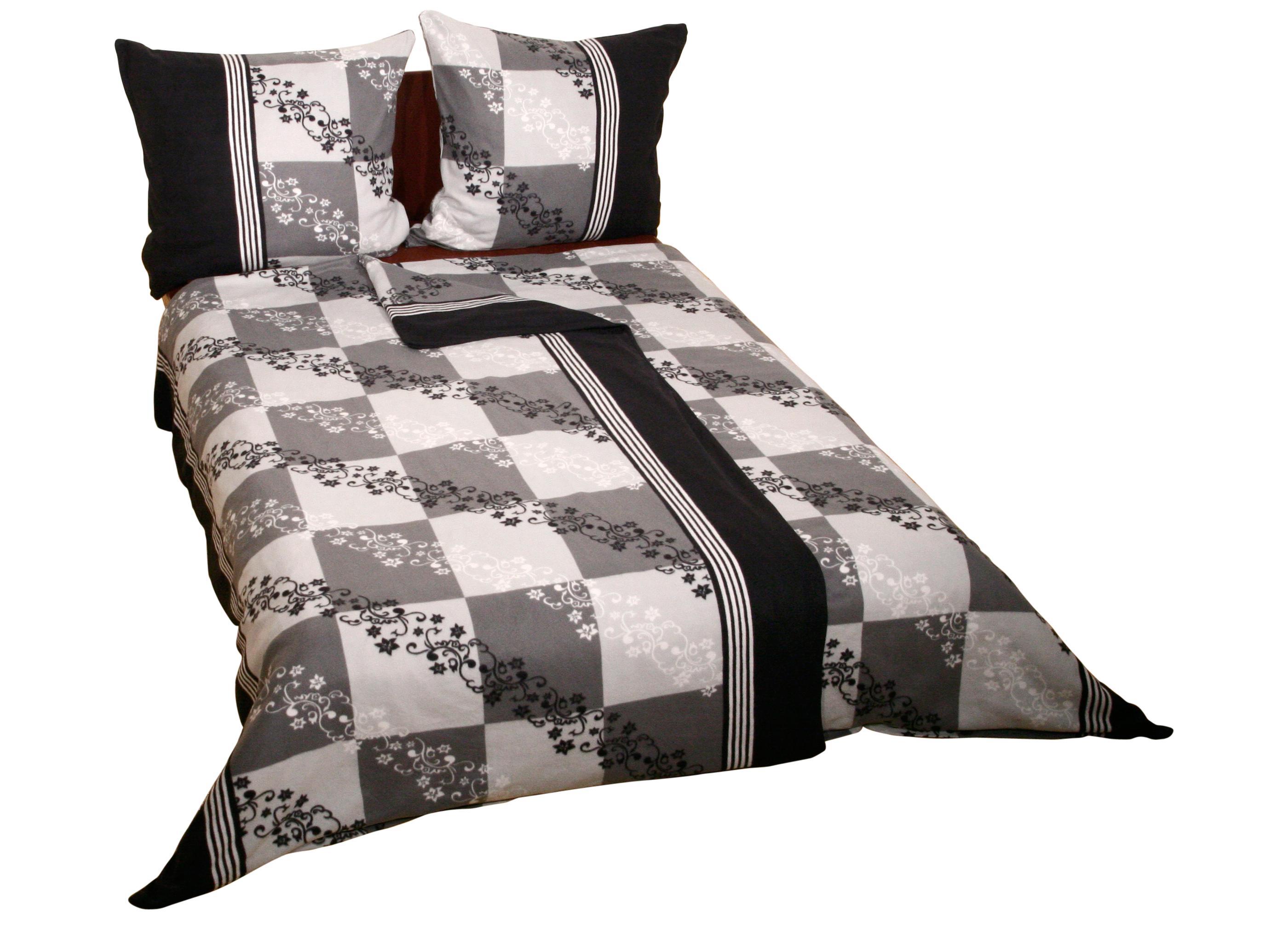 microfaser fleece bettw sche. Black Bedroom Furniture Sets. Home Design Ideas