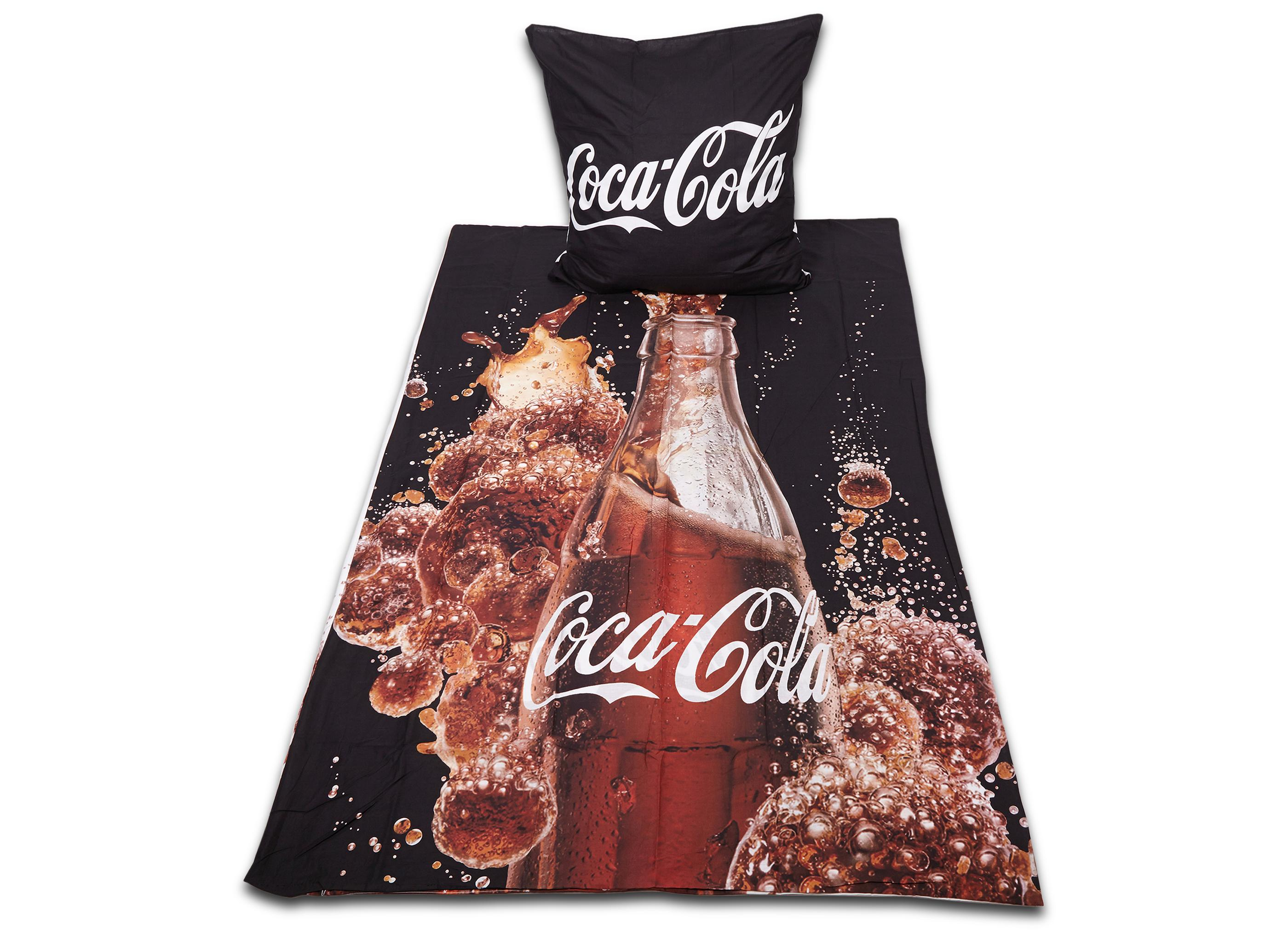 coca cola wende bettw sche bettw sche. Black Bedroom Furniture Sets. Home Design Ideas