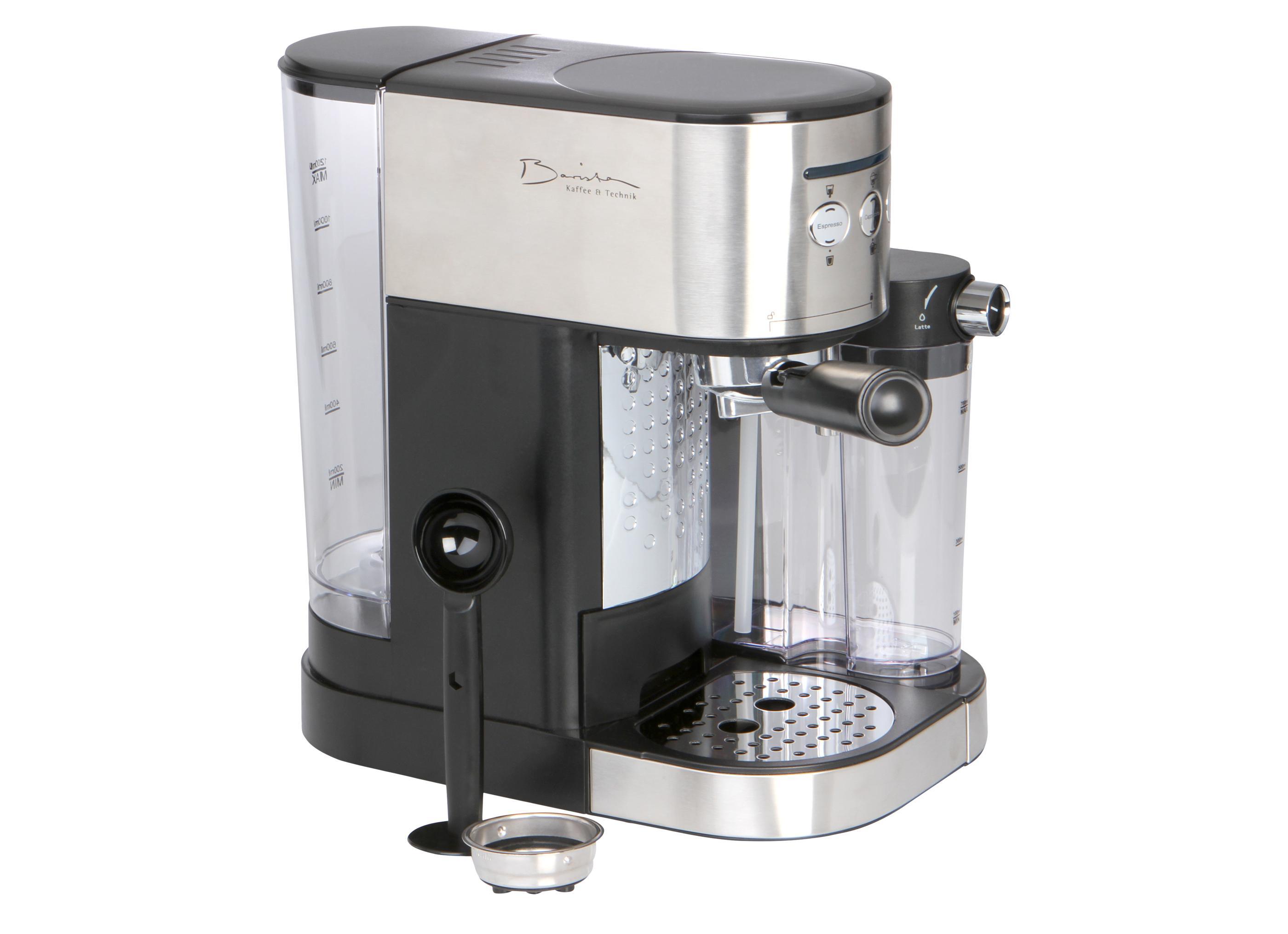 barrista espresso machine