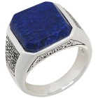 Ring 925 Sterling Silber Lapis   - 100035400000 - 1 - 140px