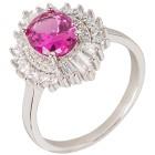 Ring 930 Silber Zirkonia 18 - 100061600001 - 1 - 140px