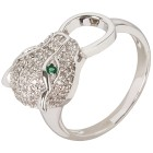 Ring 930 Silber Panther Zirkonia 19 - 100061900002 - 1 - 140px