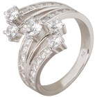 Ring 925 Sterling Silber Zirkonia   - 100062900000 - 1 - 140px