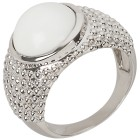 Ring 925 Sterling Silber, Opal weiß   - 100063700000 - 1 - 140px