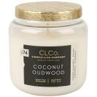 "Candle-Lite Duftkerze ""Coconut Oudwood"""