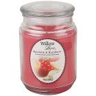 Willow Lane Duftkerze Mandarine/Beeren - 100068800000 - 1 - 140px