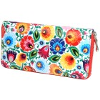 DONNA Börse Flowers, multicolor - 100151400000 - 1 - 140px