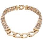 Kugelarmband 585 Gold tricolor 3-reihig - 100166700000 - 1 - 140px