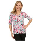 IMAGINI Damen-Shirt 'Torno' multicolor