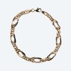 Figaroarmband 585 Gelbgold/Weißgold - 100192500000 - 1 - 140px