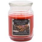 """Candle-Lite Duftkerze """"Winterdüfte"""", rot - 100203200000 - 1 - 140px"""