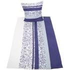 AllSeasons Bettwäsche 2tlg. blau-grau - 100298500000 - 1 - 140px