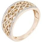 Ring 585 Gelbgold Diamant 20 - 100363100003 - 1 - 140px