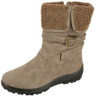 NORWAY ORIGINALS Damen-Boots taupe 36 - 100364500001 - 1 - 140px