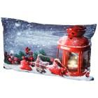 LED-Kissen Weihnachtslaterne 40x40cm - 100383300000 - 1 - 140px