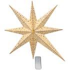 LED-Weihnachtsstern, 52 cm, natur - 100383600000 - 1 - 140px