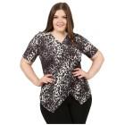 CANDY CURVES Shirt schwarz/weiß/grau 56/58 - 100388200005 - 1 - 140px