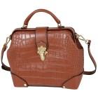 Bags by CG Henkeltasche cognac kroko - 100396300000 - 1 - 140px