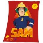 Fleece-Decke Feuerwehmann Sam - 100409900000 - 1 - 140px