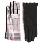 TOP FASHION Handschuhe schwarz Glencheck one size - 100423700000 - 1 - 140px