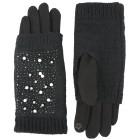 TOP FASHION Handschuhe schwarz Perlen one size - 100423800000 - 1 - 140px