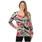 IMAGINI Feinstrick-Pullover 'Vallena' multicolor 34/36 - 100446300001 - 1 - 140px