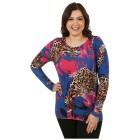 Damen-Pullover 'Lola' multicolor 44/46 XL/XXL - 100461100002 - 1 - 140px