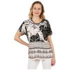 Damen-Shirt 'Daytona' multicolor 46/48   (XL/2XL) - 100486000002 - 1 - 140px