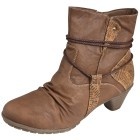 SUPER IN Damen-Stiefeletten braun 36 - 100526300001 - 1 - 140px