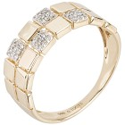 Ring 585 Gelbgold Diamanten, ca. 3,47 g 19 - 100578400002 - 1 - 140px
