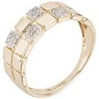 Ring 585 Gelbgold Diamanten 20 - 100578400003 - 1 - 140px