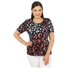 Jeannie Plissee-Shirt 'Liv' multicolor (36-48) - 100595900000 - 1 - 140px