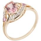 Ring 585 Gelbgold Turmalin pink 20 - 100614200004 - 1 - 140px