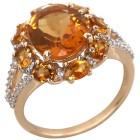 Ring 375 Gelbgold Citirn 18 - 100631000001 - 1 - 140px
