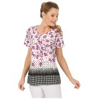 Damen-Shirt 'Laura' multicolor XL/XXL 44/46 - 100658300002 - 1 - 140px