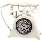 Tischuhr Telefon, creme, Eisen - 100686000000 - 1 - 140px