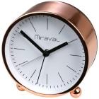 Miraval Wecker, Metall roségolden - 100688000000 - 1 - 140px