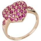 Ring 375 Gelbgold, Thai Rubin 20 - 100689100003 - 1 - 140px