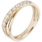 Ring 585 Gelbgold Brillanten 0,5 ct 18 - 100699800001 - 1 - 140px