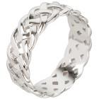 Ring 925 Sterling Silber rhodinert 22 - 100708200005 - 1 - 140px