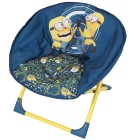 Minions Kinder-Klappstuhl, blau - 100757800000 - 1 - 140px