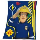 Flauschdecke Feuerwehrmann Sam - 100771400000 - 1 - 140px