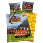 Feuerwehrmann Sam Bettwäsche, 135x200cm - 100772400000 - 1 - 140px