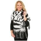 High Volume Schal Wild Life zebra - 100858600000 - 1 - 140px