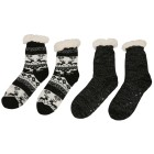 Home Shoes 2er Set schwarz Hirsch/Glitzer - 100860200000 - 1 - 140px