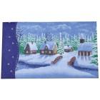 Fußmatte Weihnachten, 75 x 45 cm - 100860700000 - 1 - 140px