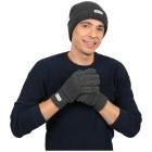 Herrenset: Mütze + Handschuh 3M THINSULATE dunkelg - 100874000000 - 1 - 140px